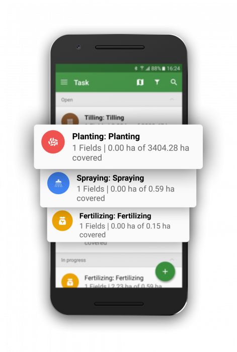 Fieldbee-app
